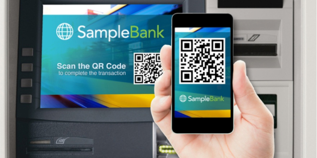 cardless atm Jpmorgan chase is rolling out new atms that can be accessed via a mobile app.